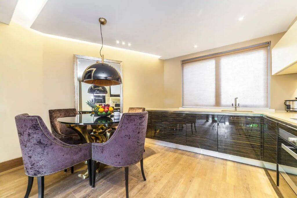 London Hyde Park Luxury House