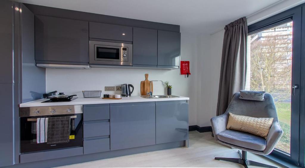 Riverside Park House Kitchen