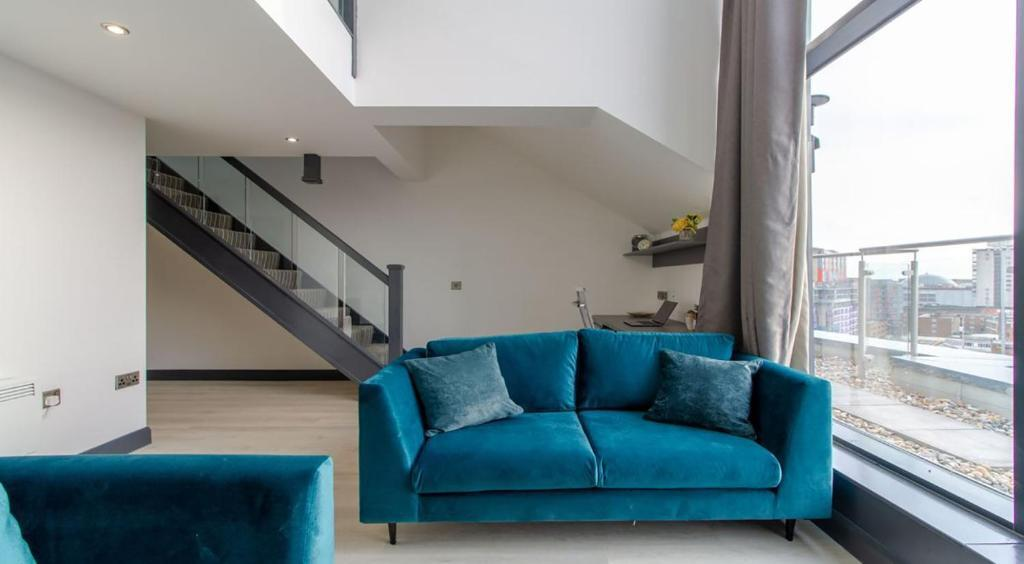 Riverside Park House Lounge